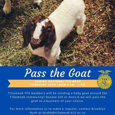 Pass the Goat