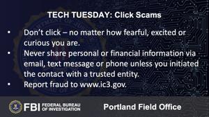 Tech Tuesday: Building a Digital Defense Against Click Scams