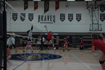 Tillamook volleyball