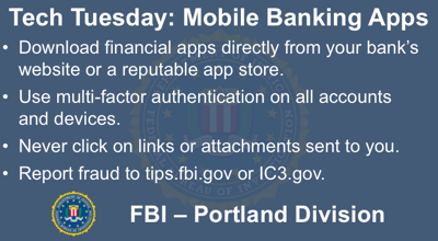 Building a Digital Defense When Using Mobile Banking Apps