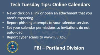 Tech Tuesday: Building a Digital Defense Against Calendar Fraud