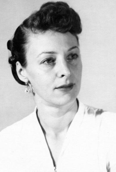 Marion Ashwell