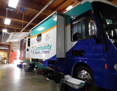 TCCHC announces new mobile health center