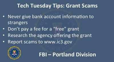 Building a Digital Defense Against Grant Scams