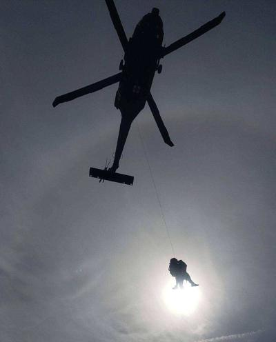 Search and Rescue: Don't become a victim