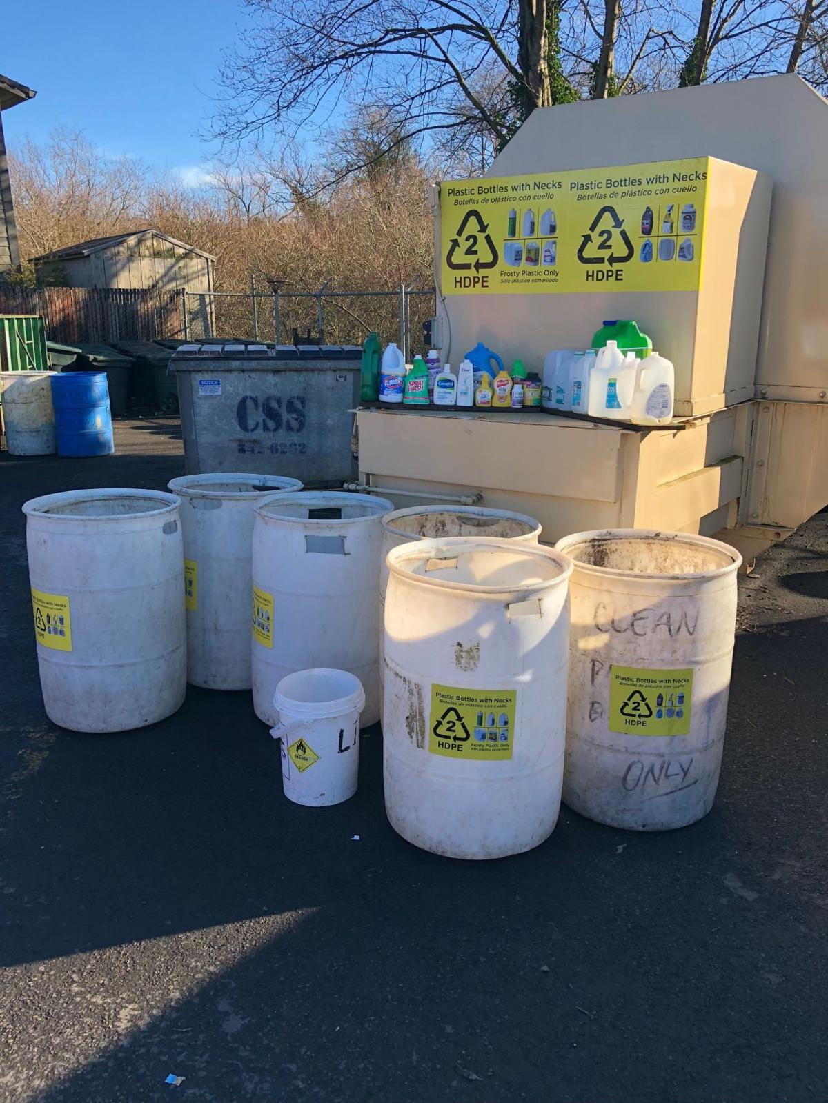 Recycling changes hit home   News   tillamookheadlightherald com