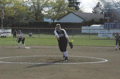 Tillamook softball