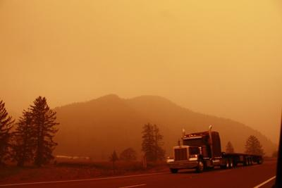 Smoke, air quality