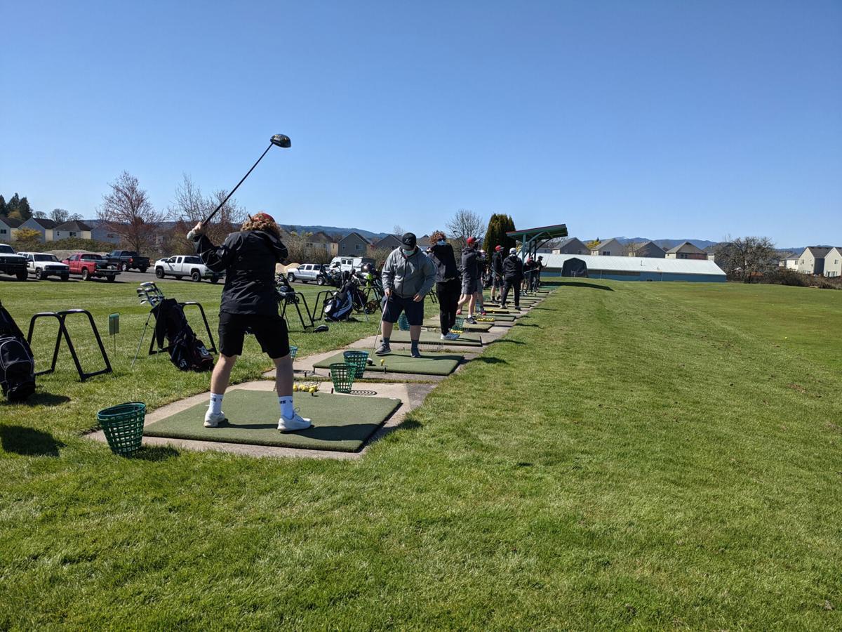 Tillamook golf