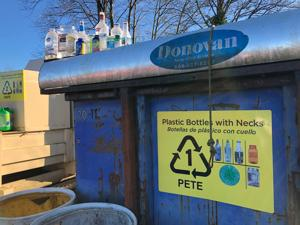 Oregon recycled more in 2017