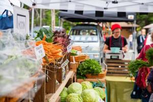 Oregon farmers markets offer local foods online