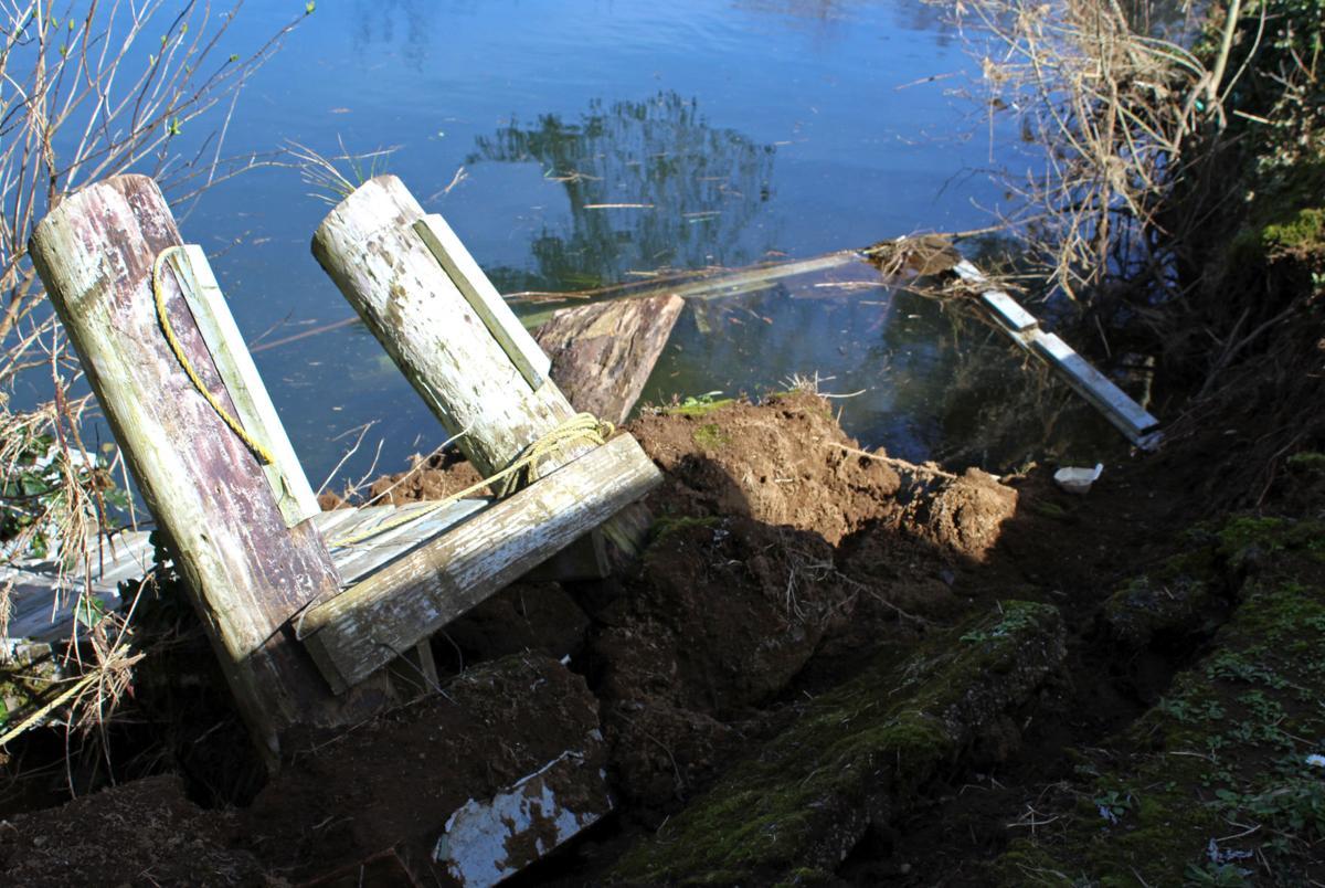 Tillamook River home