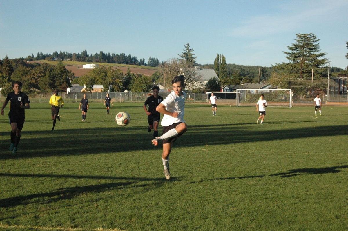 Tillamook boys soccer