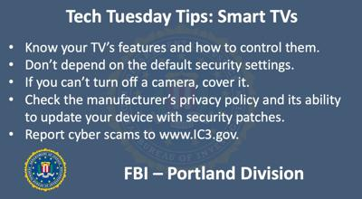 Tech Tuesday - Smart TVs