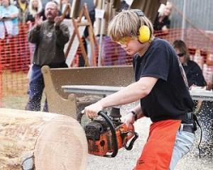 Logging prizes are a cut above the rest | News