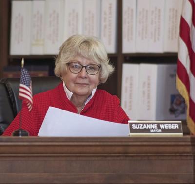 Suzanne Weber