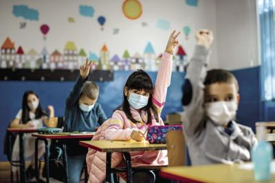 Mask Mandate: Gov. Brown issues open letter to school districts