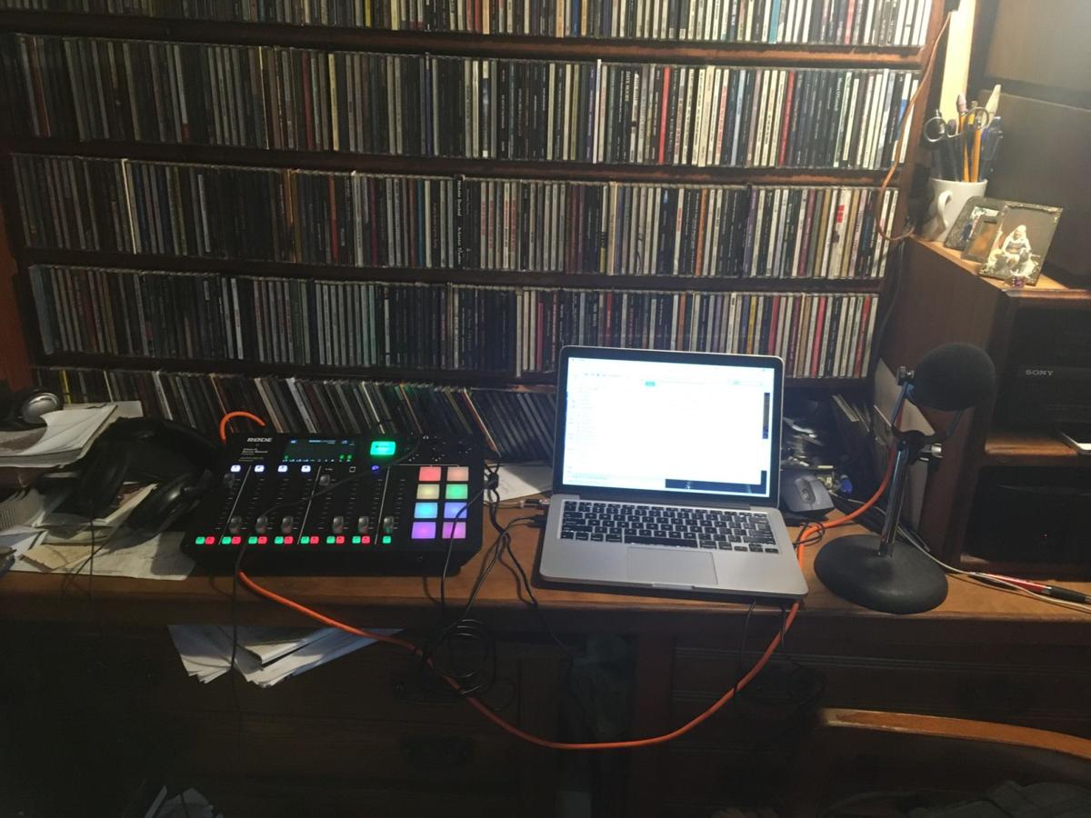 Home grown radio for Friday Folk with Albert Smith.jpg