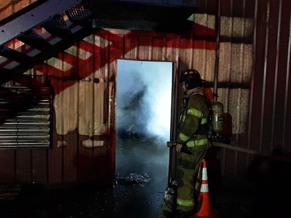 Garibaldi fire and rescue