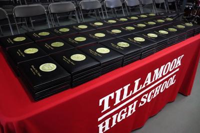 Commencement diplomas