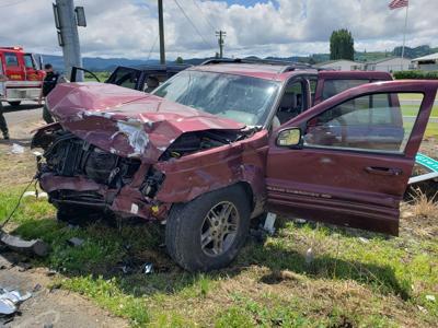 Fatal Crash on Hwy 101 - Tillamook County