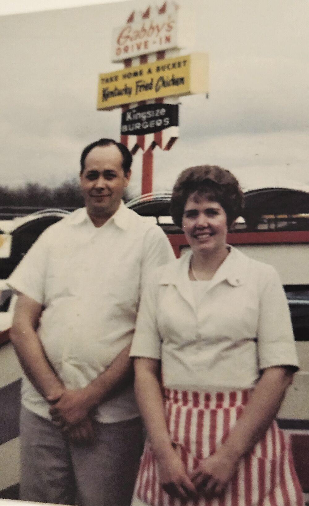 Bill and Bea Steele