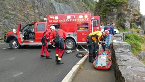 Trio of rescues makes busy weekend
