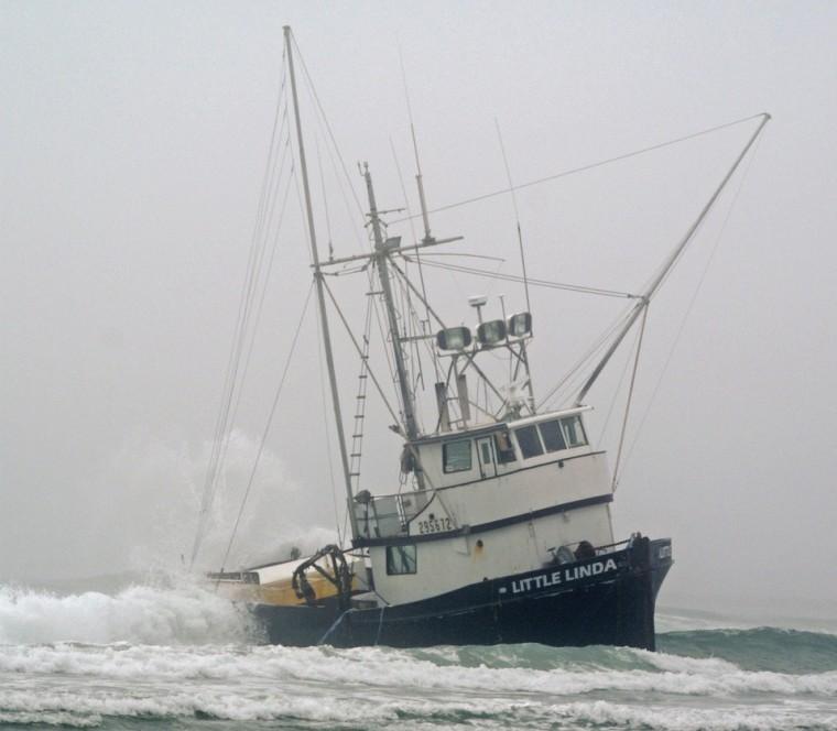 Dangerous jobs: the Dungeness fishery   News