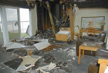 Fire Damages Tolovana Inn News Tillamookheadlightherald Com
