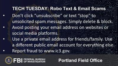 "Building a Digital Defense Against ""Robo texts"""