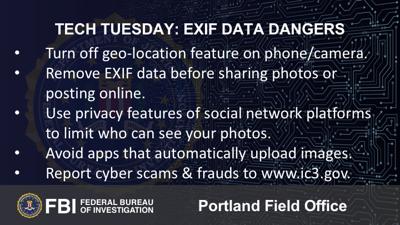 Building a Digital Defense Against Dangers of EXIF Data
