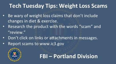 Building a Digital Defense Against Weight Loss Scams
