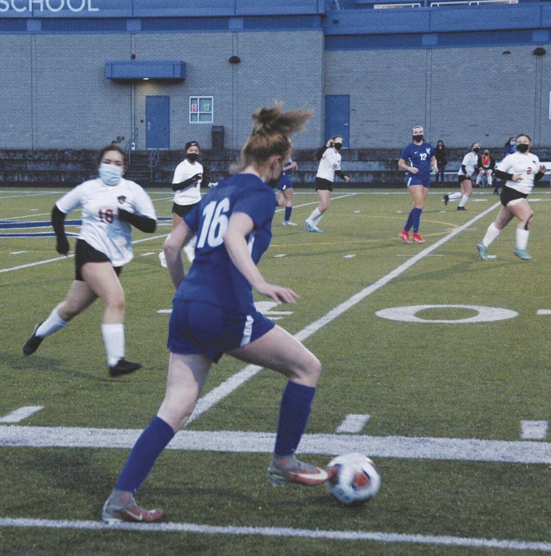 Tillamook girls soccer
