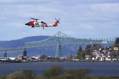 Coast Guard airlifts stranded hiker at Ecola State Park