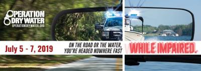 Operation Dry Water focuses on impaired boat operators