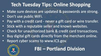 Tech Tuesday - Online Shopping