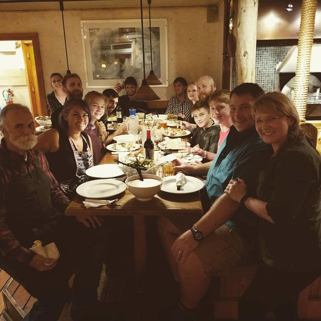 Thanksgiving Benefit Dinner