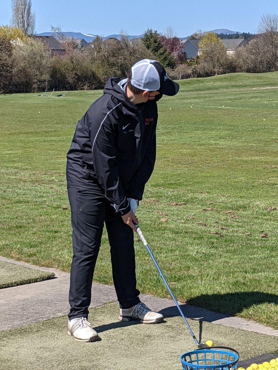Tillamook boys golf