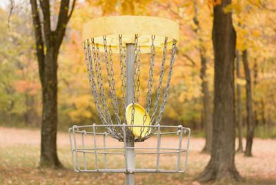 New Disc Golf course open  to the public