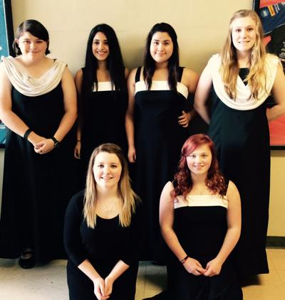 Nestucca students perform in District Honor Choir