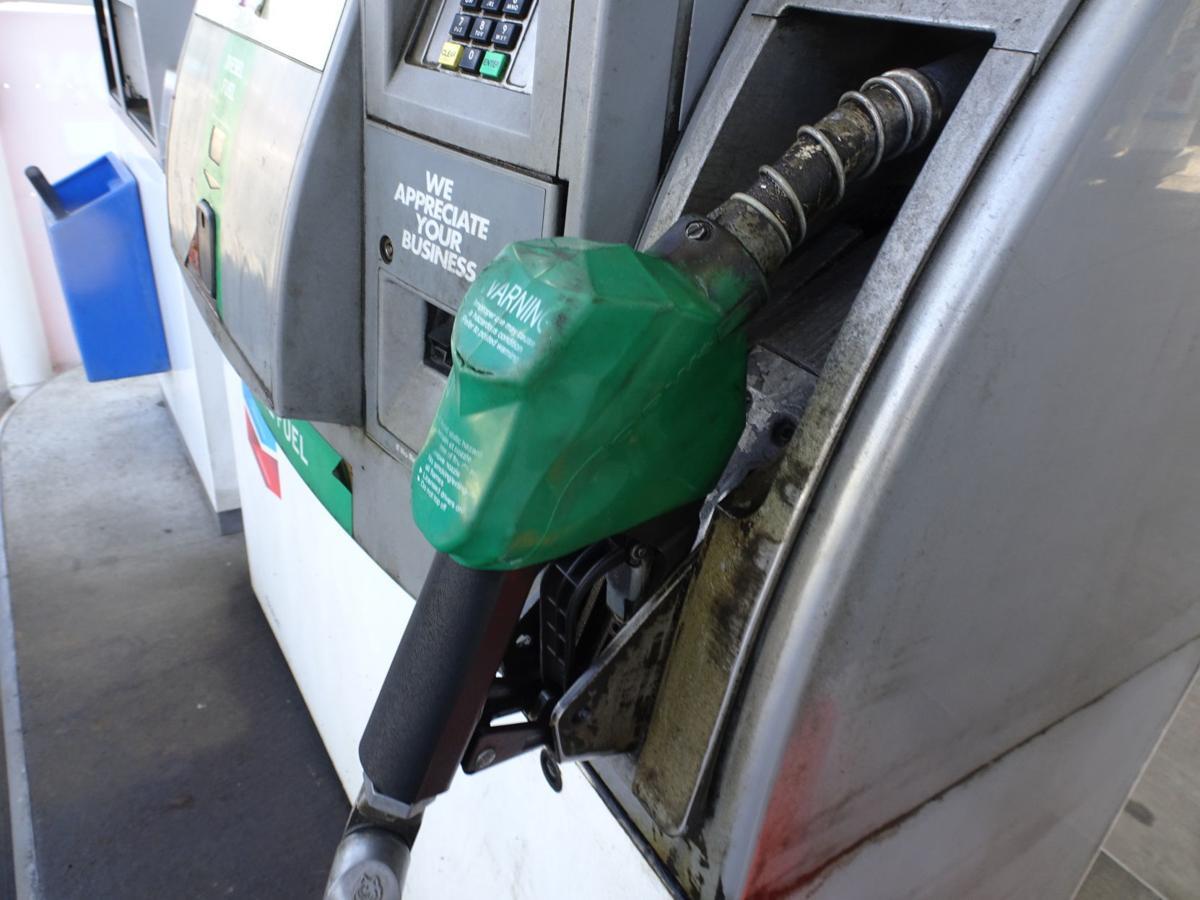 Pump Prices Rising