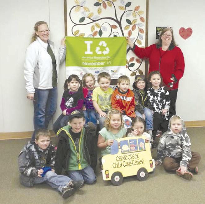 Cedar Creek Childcare Students