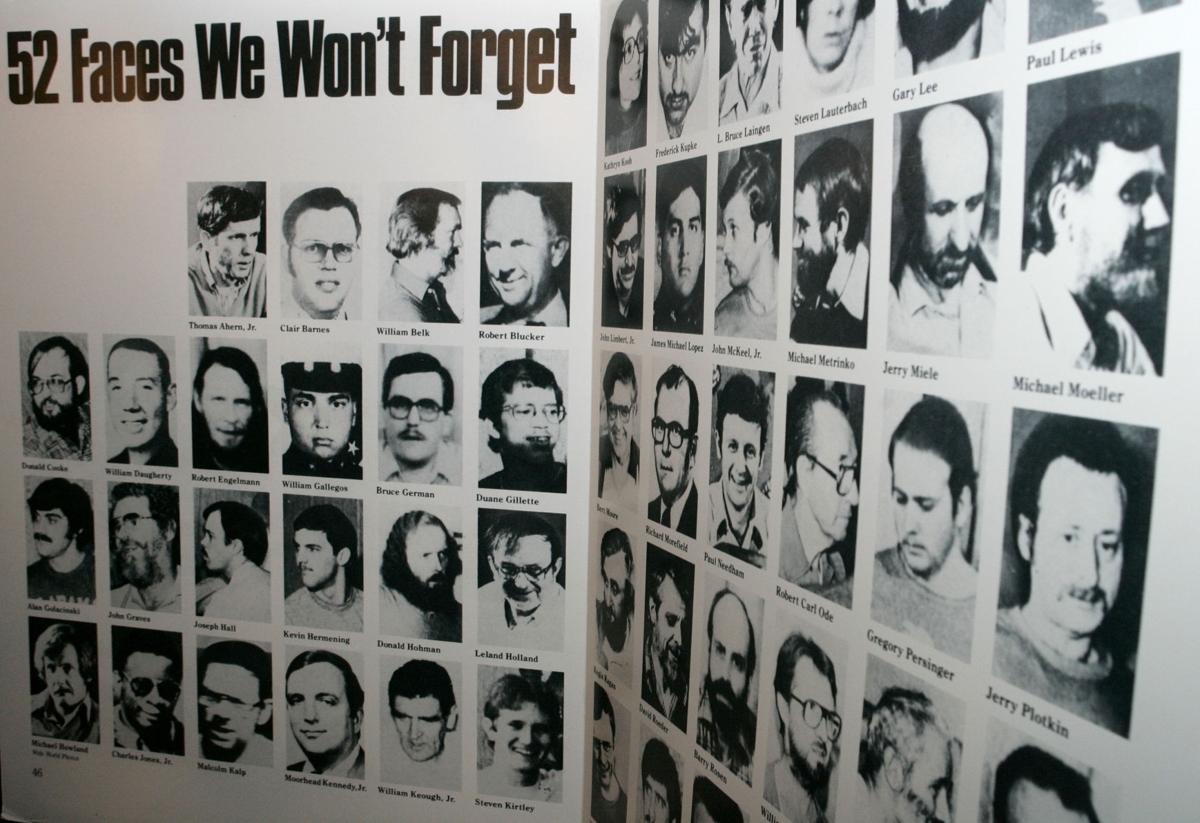 IRAN FORMER HOSTAGES
