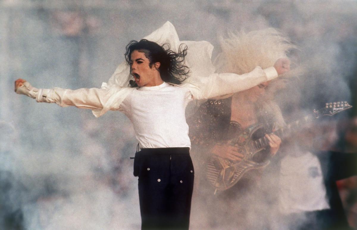 Michael Jackson 93