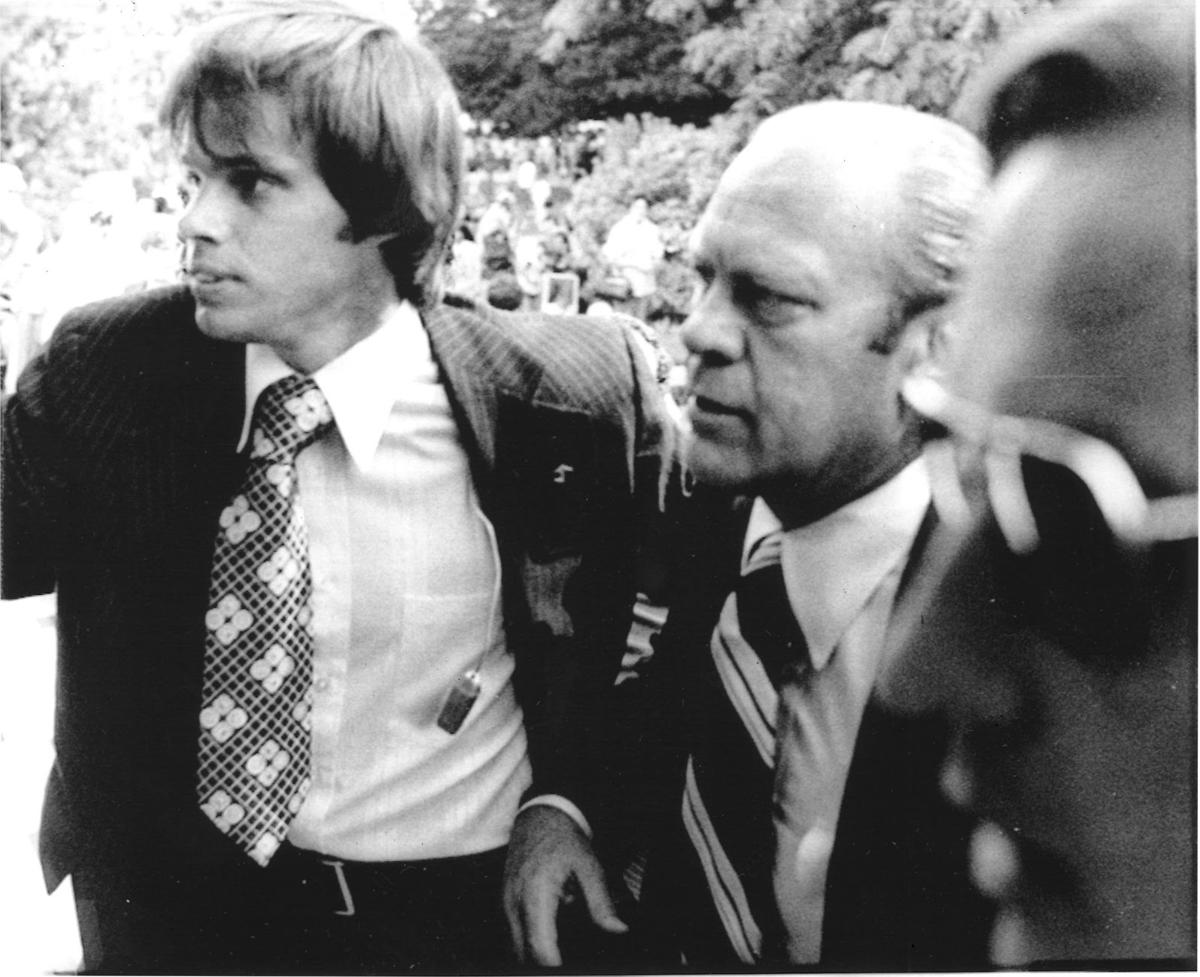 Ford escapes assassination
