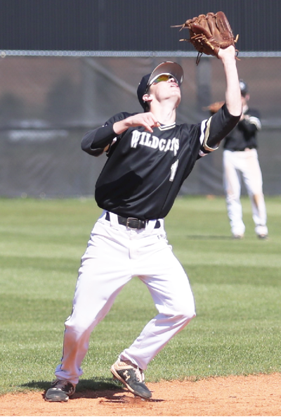 'Cats come up short in series opener
