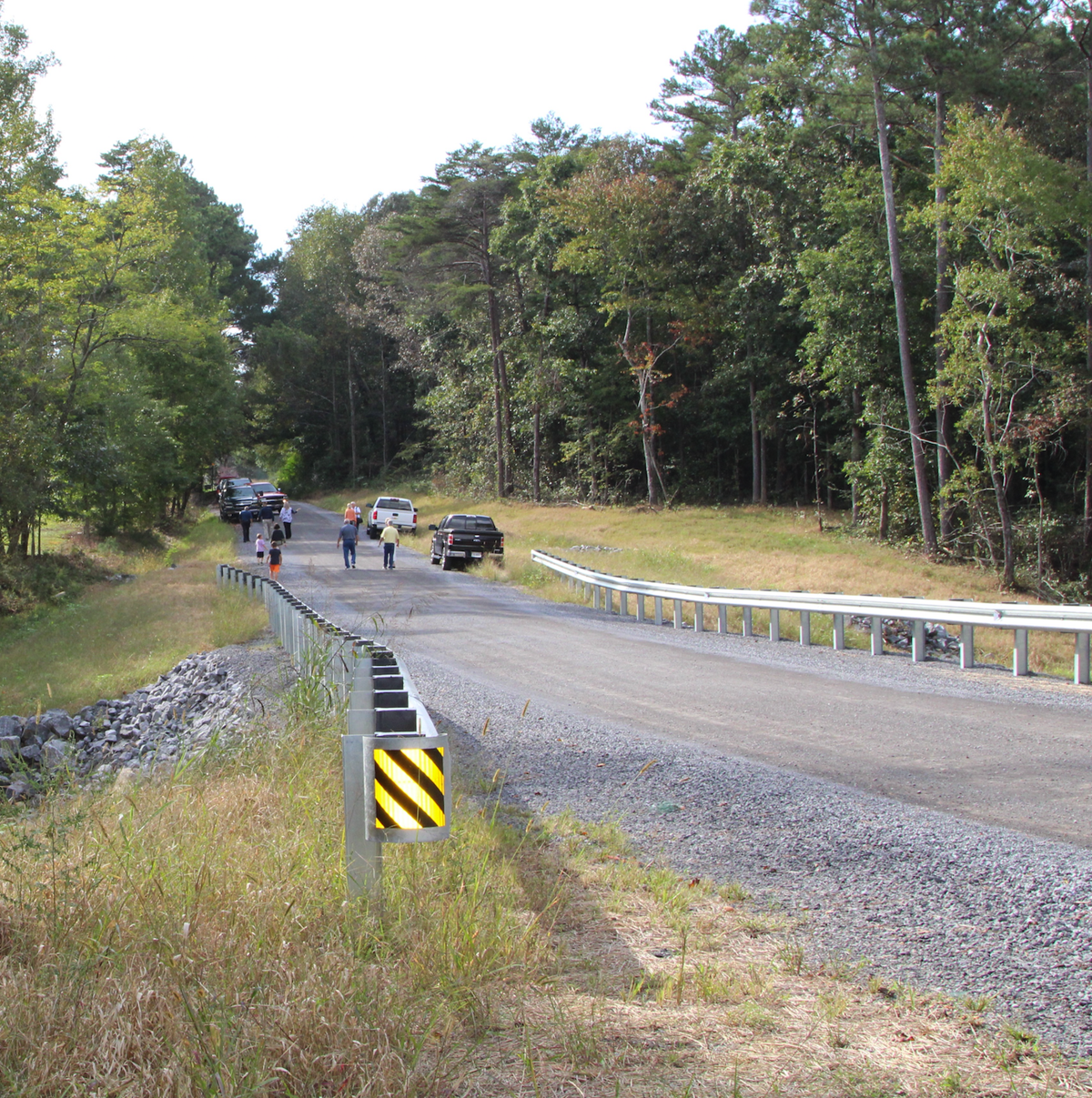 Boozer Bridge nears completion, open to traffic