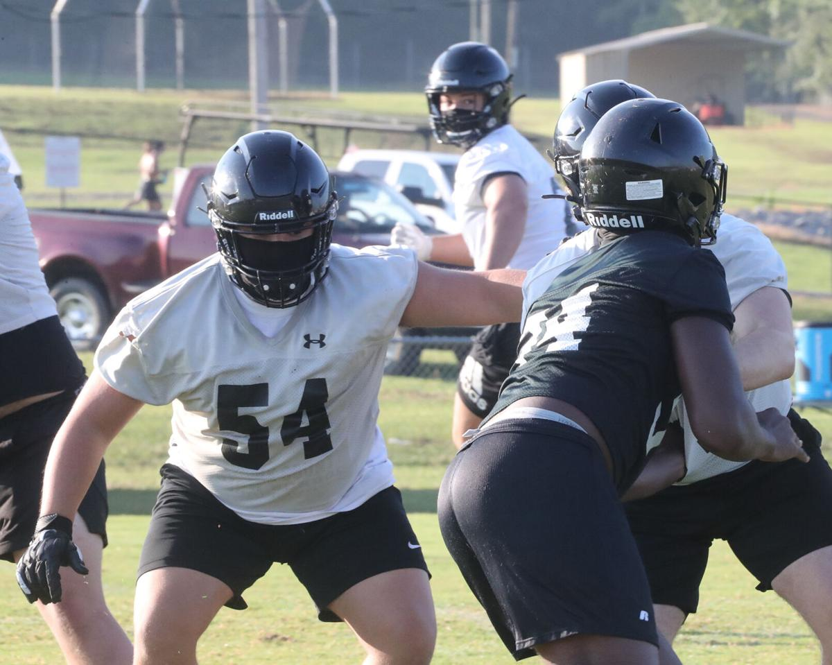 Linemen depth providing foundation for Wildcats