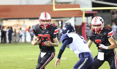 Panthers romp past Lions on homecoming