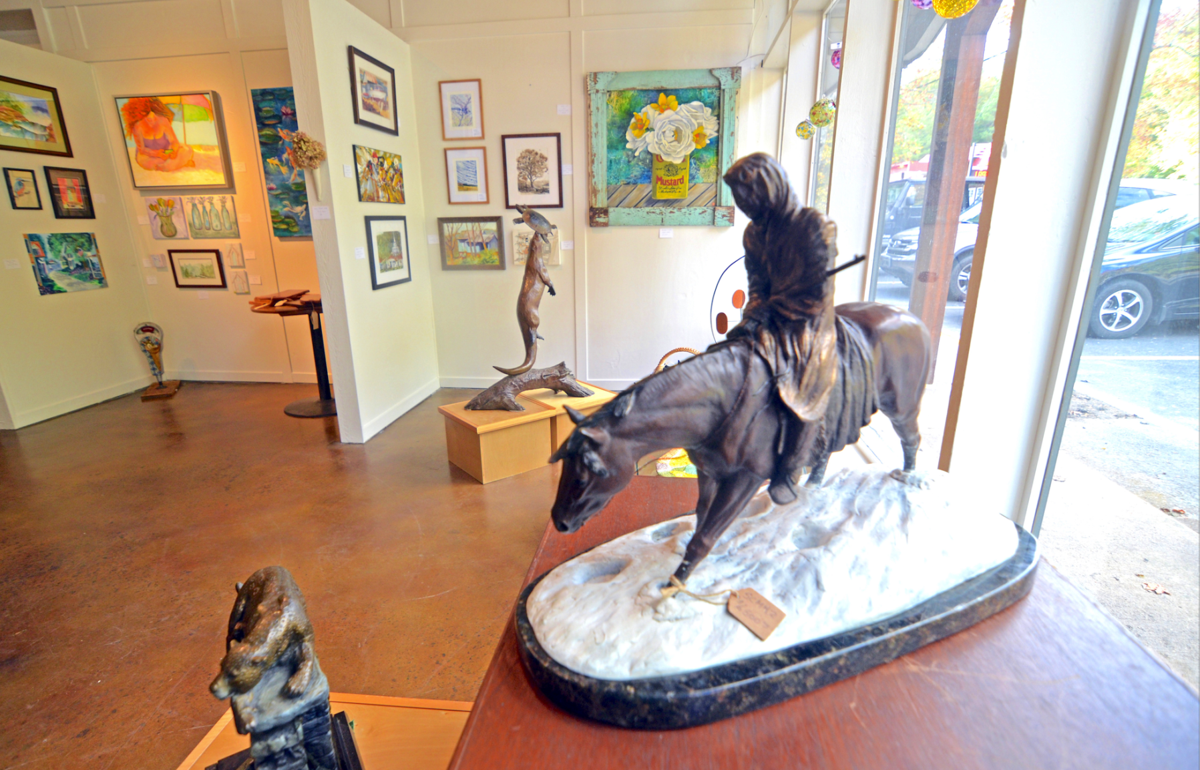 Mentone Arts Center opens